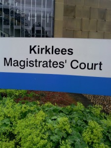 sign at court kirklees