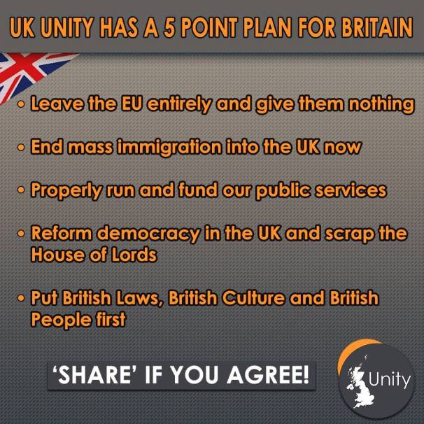5 point plan
